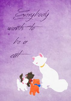 The Aristocats inspired Mother's Day design. by topshelf
