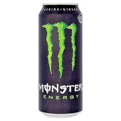 Monster Energy 500ml x 12 cans #Monster