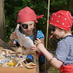 Arr Ye Ready for a Perfect Pirate Party?