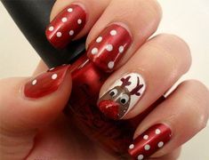 12-red-green-white-christmas-nail-art-designs-ideas-2016-xmas-nails-8