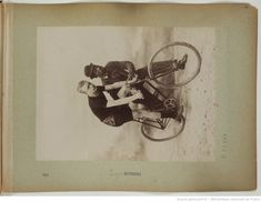 F. 44. Eugène Dutrieu; Sport Photography, Athlete