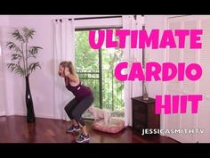 Ultimate Cardio HIIT - 9-Minute High Intensity Interval Training | Jessica Smith TV Fitness YouTube Workout Videos