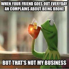 Kermit the snitch