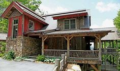 Mountain Rustic Plan: 2,622 Square Feet, 3 Bedrooms, 2.5 Bathrooms - 8504-00006