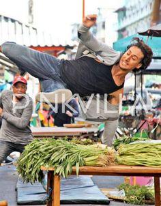 EXCLUSIVE: Tiger Shroff Shows off Some Daredevil Stunts in Baaghi! | PINKVILLA