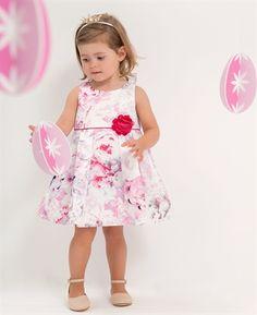 Baby Girl's Fleur Dress - Bardot Junior