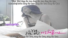 Lyn - Song for love (korean ver.) [English subs + Romanization + Hangul] HD