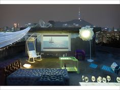 Korean 옥탑 house |Pinned from PinTo for iPad|