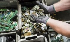 Electronic Recycling Process is an important step in e waste recycling solutions companies. Management is providing E waste Recycling Management Services companies and Electronic waste warehousing in northern virginia, Baltimore MD and Maryland. Recycling Business, Recycling Programs, E Waste Recycling, Recycling Process, Electronic Items, Electronic Recycling, Voiture Rolls Royce, Circular Economy