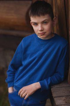 portret dziecięcy chłopca na śląsku u FotoSister