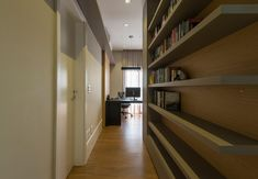 Bookcase, Stairs, Shelves, Home Decor, Good Ideas, Runners, Stairway, Shelving, Decoration Home