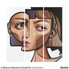 Liven up the walls of your home or office with Abstract Contemporary Modern art from Zazzle. Check out our great posters, photo prints & wood wall art. Modern Wall Art, Wood Wall Art, Wall Art Decor, Wall Art Sets, Triptych, Wood Print, Figurative, Contemporary, Abstract