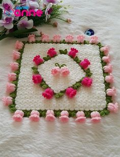 Diy Popsicle Stick Crafts, Cushion Embroidery, Baby Knitting Patterns, Cross Stitch, Kids Rugs, Anne, Wallpaper, Handmade, Cushions