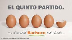 Échale un vistazo a las Carteleras Mundialistas de Bachoco. ¿Cuál te gusta más?: