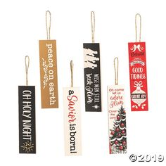 Put your faith on display this holiday season with these Mini Block Religious Ornaments! These Christmas decorations feature religious sayings and imagery in . Christmas Party Favors, Christmas Gift Decorations, Homemade Christmas Gifts, Christmas Ornaments, Christmas Crafts, Church Decorations, Christmas Ideas, Jenga Blocks, Christmas Service