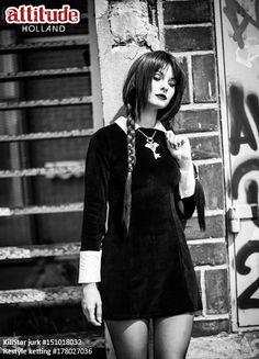 Occult clothing Wednesday dress by KillStar 2014KillStar | Attitude Holland