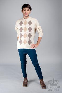 szetlandzki sweter od Kingdom of Vintage od Kingdom of Vintage