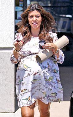 Did Kourtney Kardashian have her baby via water birth?!