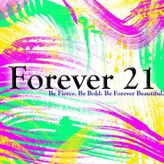 Forever 21(:
