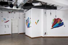 Inspiration / New Layers / Solo exhibition / Cultural Center Parobrod / SHONSKI art and design studio