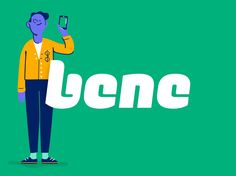 """Check out this @Behance project: """"Bene"""" https://www.behance.net/gallery/59188105/Bene"""