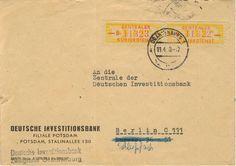 Oranienburg nach Berlin Zentrale der Deutschen Investitionsbank