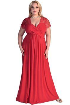 Nouveau rouge doublé sheer retour contraste taille goutte dos croisée sur robe de conception