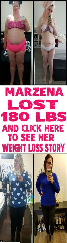 Marzena lost 180 lbs and this is her weight loss story