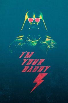.... Daddy Vader