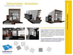 Soluciones visuales: renderizado