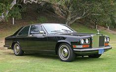 Rolls-Royce Camargue Pininfarina
