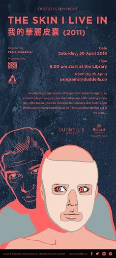 Super stoked to present the #Almodovar trilogy in collaboration with @moviemoviebybc  More info on Facebook - @Duddells  #DuddellsArtProgram #DAPHK #FilmNights #Filmscreening #Artfilms #Foreignfilms #MovieMovie #PedroAlmodovar #trilogy #JIAgroup #DuddellsHK #Theskinilivein #psychologicalthriller #thriller #horror #drama #spanish #spanishfilm