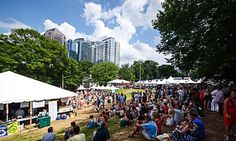 Kick off summertime in the city at these festivals and events in Atlanta!