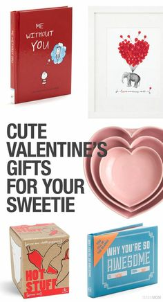 Check out these unique V-Day gifts.