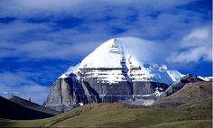 Blessings from Mt.Kailash #Tibet travel #Explore Tibet #Mt.Kailash