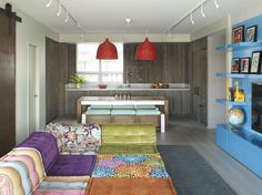 Funky Sunday: The house of my dreams: Bohemian appatment by Incorporated