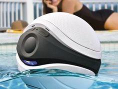 Wireless Floating Pool Speaker