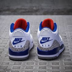 The Air Jordan 3 True Blue returns on Black Friday in sizes for the entire  family