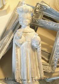 Musings From A French Cottage: Infant of Prague