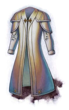 Something Lecanelln Would Wear Questing Gm Magic Items