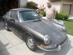 The Porsche 912  (sold)   Garage Woolery