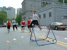An article on Tchoukball from the International Platform on Sport and Development