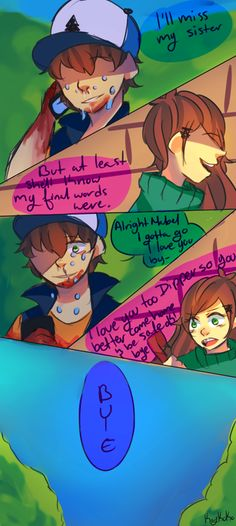 mystery twins | Tumblr 3/3