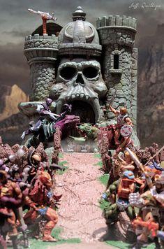 The great Eternian war.