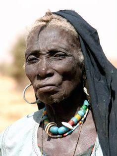 "Africa | ""Sahel woman"" Azawakh, Niger | ©via Daoud Abdullah Abdullah on flickr"