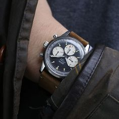 """REPOST!!!  The Enicar Watch Company was established in 1914, after its founder Artiste Racine, started a 'Manufacture d'Horlogerie Ariste Racine' in La Chaux-de-Fonds, Switzerland. Born of an artisanal family, the trademark 'Racine"""" had been registered some 44 years prior. An anagram (or more specially a Semordnilap - Google it 🤔) of the family name 'ENICAR' formed the symbol of quality the brand came to adopt throughout the 60s and 70s, and relationship with haute-horology associated…"""