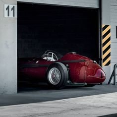 The #Maserati 250F, one of the most beautiful competition cars ever built.