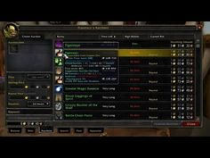 ▶ WoW Gold - Auction House Secrets - YouTube