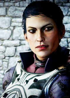 Dragon Age Inquisition - Cassandra |  She's so pretty. :)