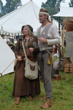 Our new 15th century outfit